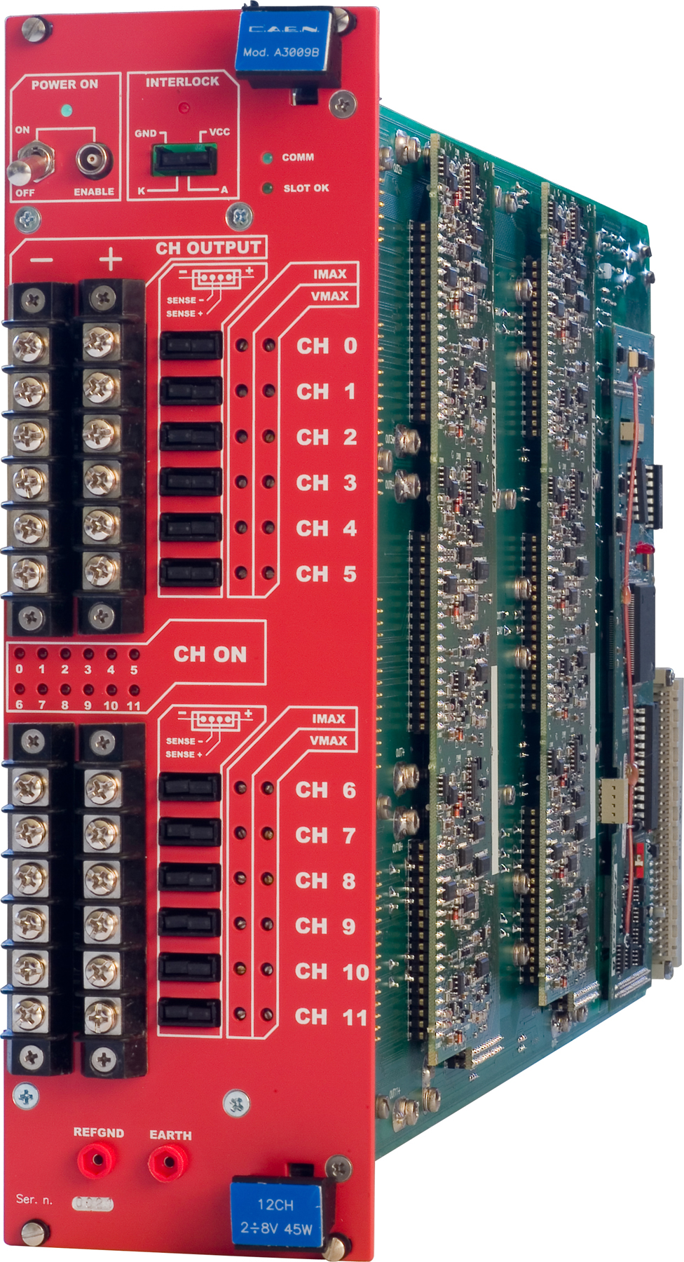 A3009b Easy3000 Lv Floating Power Supply Boards Caen Schematic Furthermore Atx Diagram Easy Subsystem Module