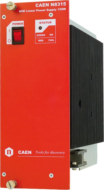 1376 L - CAEN 机箱供电电源