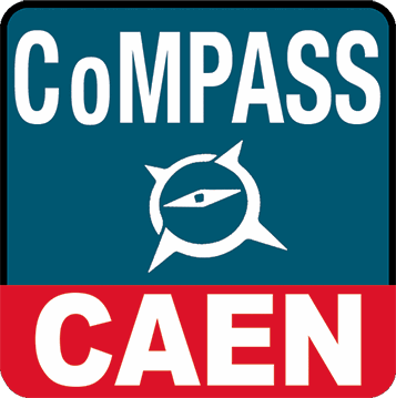 Logo Software CAEN Compass