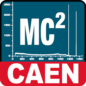 Logo Software CAEN MC Analyzer