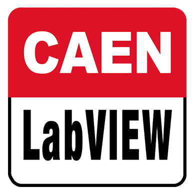 Logo Software CAEN LabView