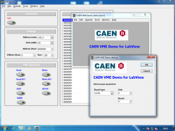 CAEN VME Demos - CAEN - Tools for Discovery