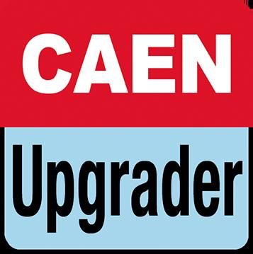 CAEN Upgrader