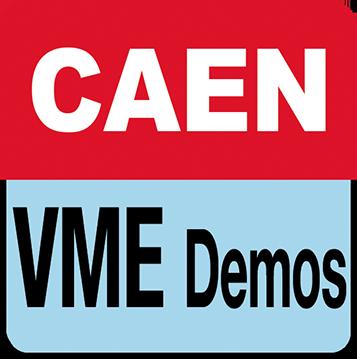 CAEN VME Demos